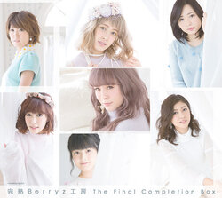 The Final Completion Box : le dernier album des Berryz Kobo