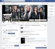 Facebook de Battle Beast France