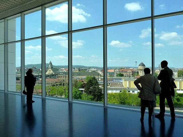 Galeries du Centre Pompidou-Metz 3 Marc de Metz 29 02 2013