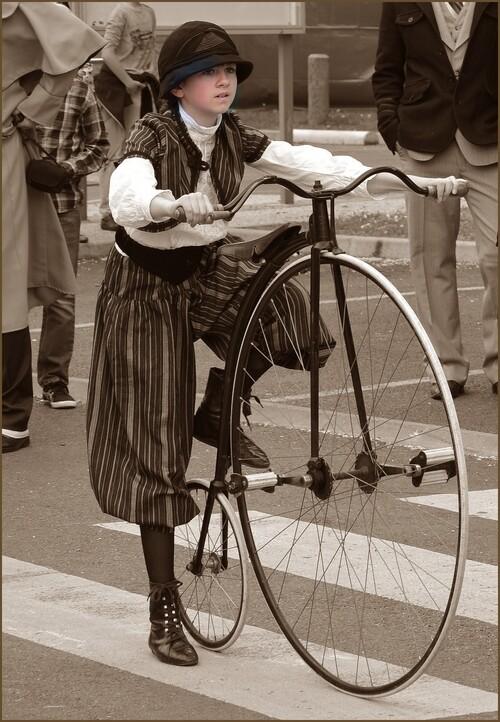 Bi-cycle ...