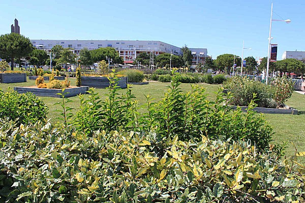 les jardins du front de mer de Royan -22-