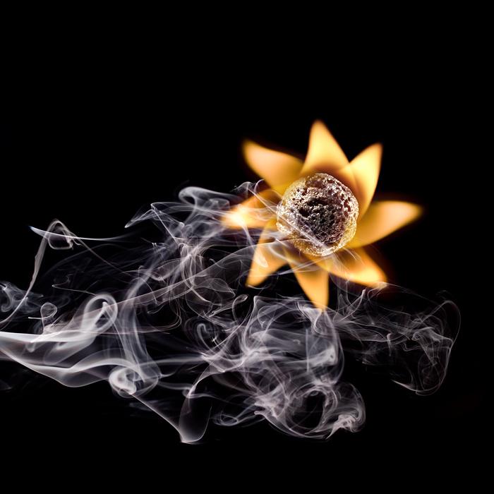 Jouer avec les allumettes: oeuvre intéressante de Stanislav Aristov  Art et créativité