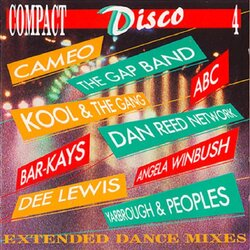 V.A. - Compact Disco 4 - Complete CD