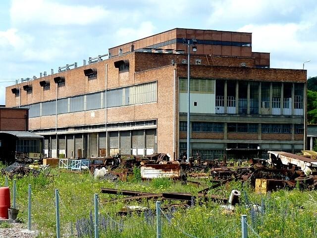 Le musée Les Mineurs Wendel 17 Marc de Metz 01 10 2012