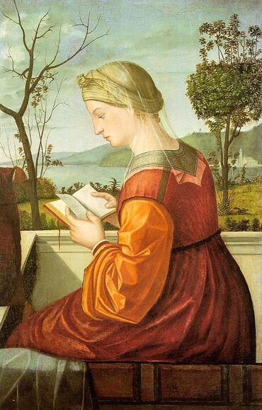 06 - Femmes lisant - Peintures ou sculptures