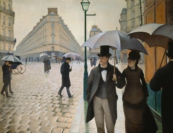 Samedi - Le tableau du samedi : Gustave Caillebotte