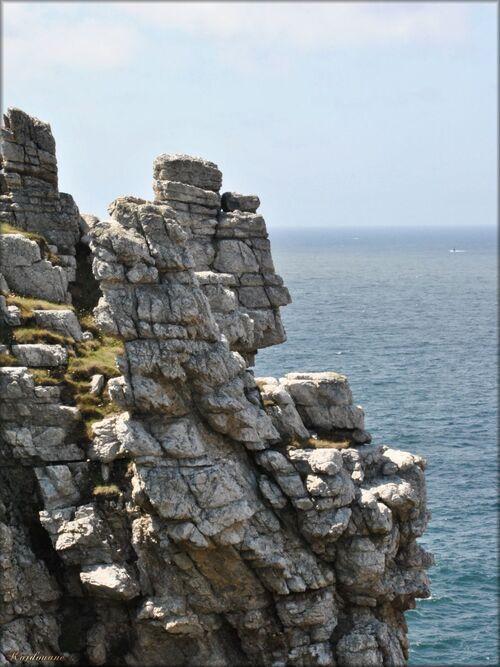 Photos de la Pointe de Pen-Hir : côté Pointe du Toulinguet