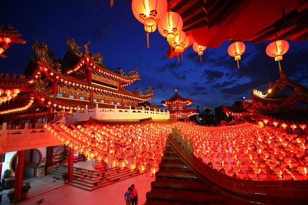 Le Festival des Lanternes de Lotus à Seoul