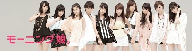 """Nouveau titre pour les Morning Musume: """"What is LOVE?"""""""