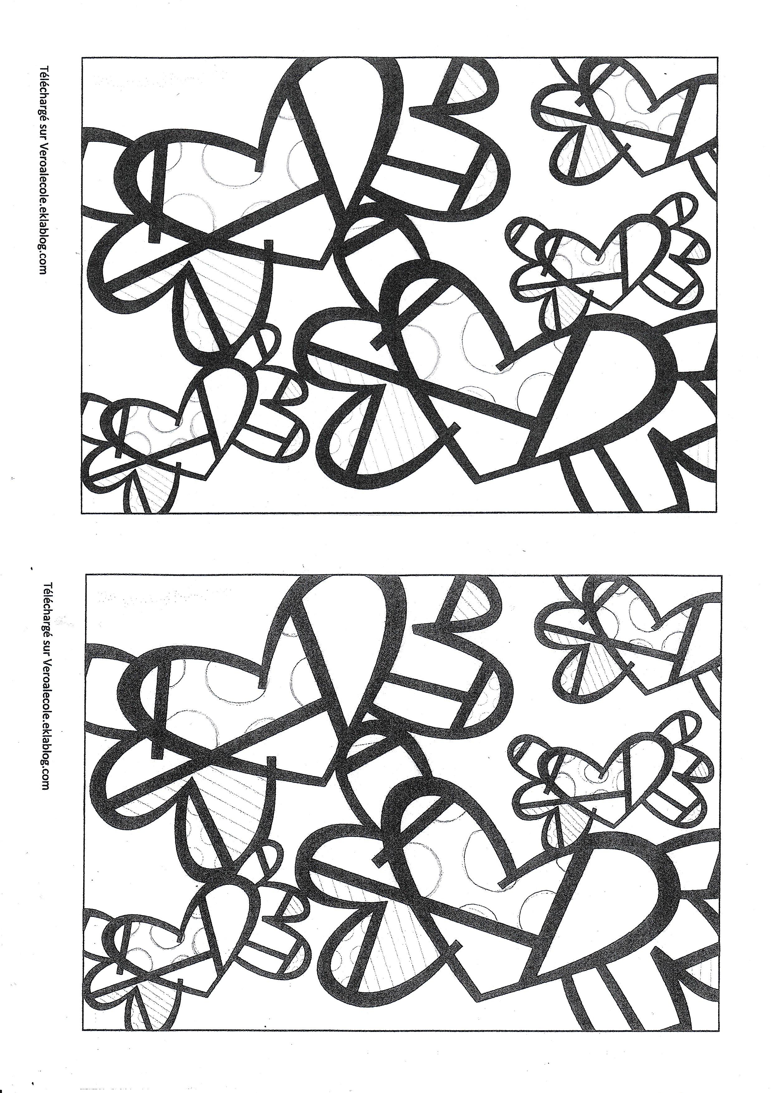 Coloriage Fleur Britto.Carte Fete Des Meres 2016 Ms Gs La Classe De Wjl