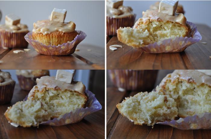 Cupcakes aux nougats