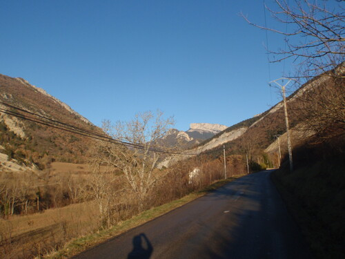 Le chemin de Romeyer