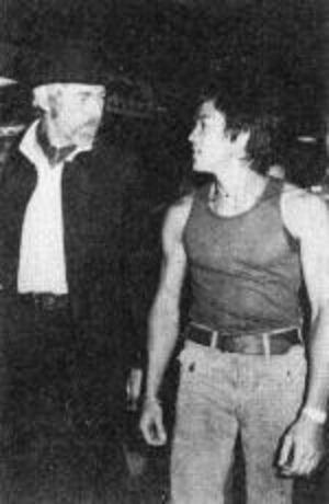 La relation entre Bruce et Coburn s'est tendue à maintes reprises.