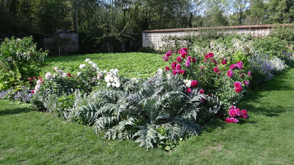 Ma Première Fête des Plantes à Saint Jean de Beauregard (2)
