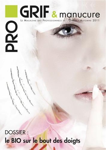 Pro Griffe & Manucure: parution prochaine