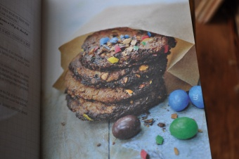 U nouveau livre: Cheese-cake, brownies, cookies & CO