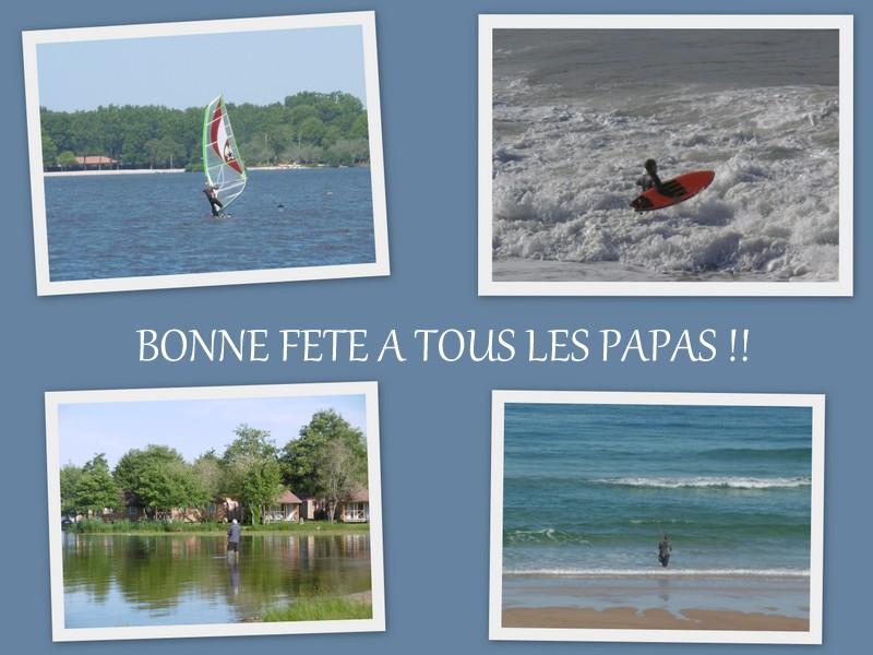 BONNE FETE A TOUS LES PAPAS !!