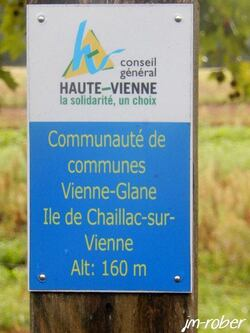 Journées Européennes du Patrimoine 2015: L'île de Chaillac en suivant son sentier d'interprétation ….. 3/4