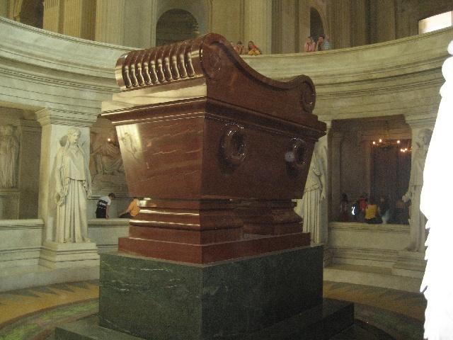 Le tombeau de Napoleon I