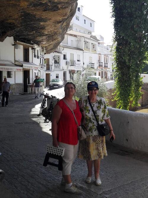 Andalousie en septembre 2018