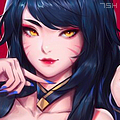 icons pack : Ahri - League Of Legends
