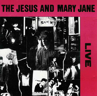 Live: Jesus and Mary Chain - Live in Vienna 1987