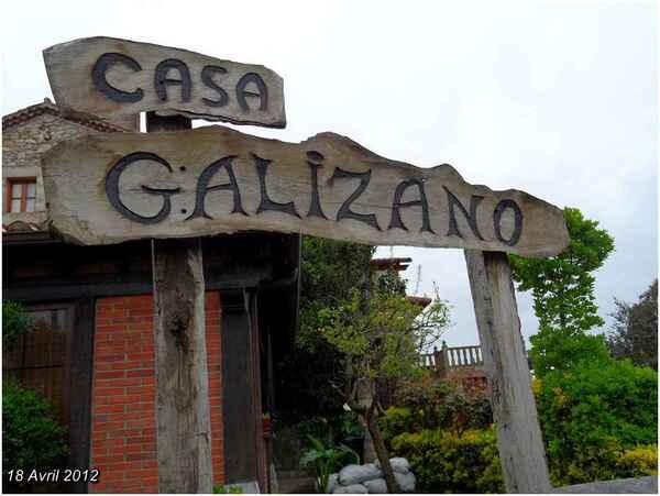 (J14) Guëmes / Santander (Somo) 18 avril 2012