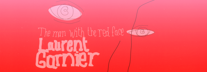 Sound of the week : Laurent Garnier - The man with the red face.