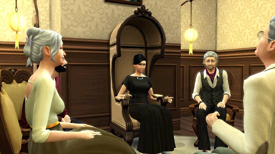 Chapitre 7 : réunion du Convent