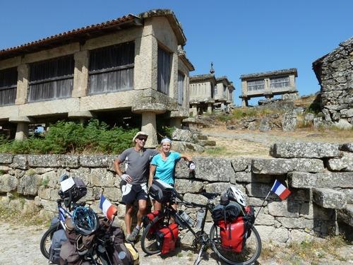 Portugal à vélo du 16 juillet au 11 août 2015