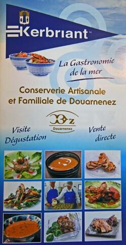 """"""" La Gastronomie de la Mer """"..."""