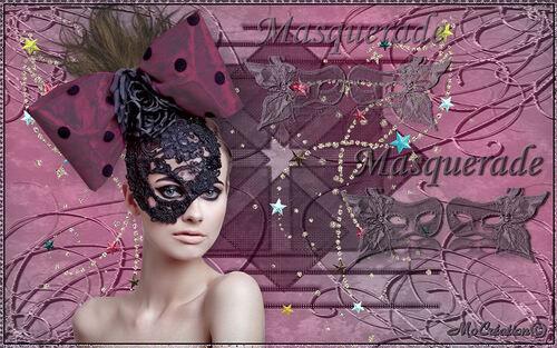 Masquerade chez les Muses