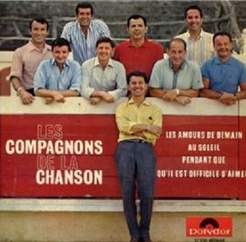 Les Compagnons de la chason, 1965