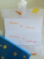 Porte-chéquier à offrir -Fête des mères 2016