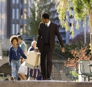 The pursuit of happyness - Find the alphabets
