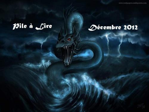 Pile à Lire (12/2012)