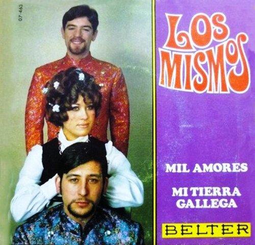 LOS MISMOS - Mi Tierra Gallega