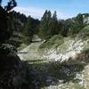En suivant Ouest la piste de la Contienda 3