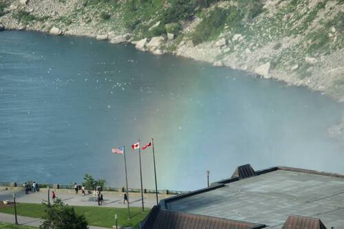 Les chutes du Niagara, Niagara / Canada