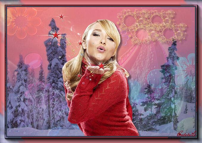 Mes Créations Hiver et Noël Pour Vous Série 15