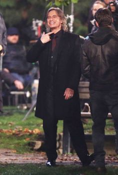 "Robert Carlyle - Behind the scenes - 5 * 11 ""Swan Song"" - 23 October 2015"