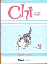 Konami Kanata - Chi, une vie de chat - tome 8