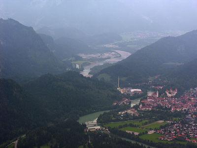 Blog de lisezmoi :Hello! Bienvenue sur mon blog!, L'Allemagne : La Bavière - Füssen -