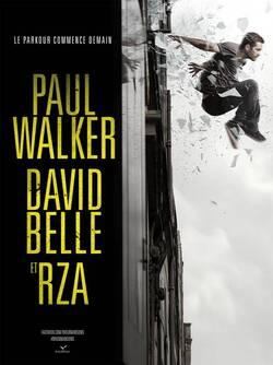Brick Mansion - Le reboot 100% Parkour avec Paul Walker et David Belle, se dévoile avec l'affiche teaser