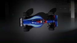 Team Jordan Yamaha - Yamaha OX99 3.5 V12