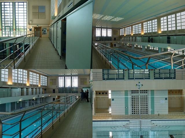 Metz la piscine du square du luxembourg fier de for Piscine metz