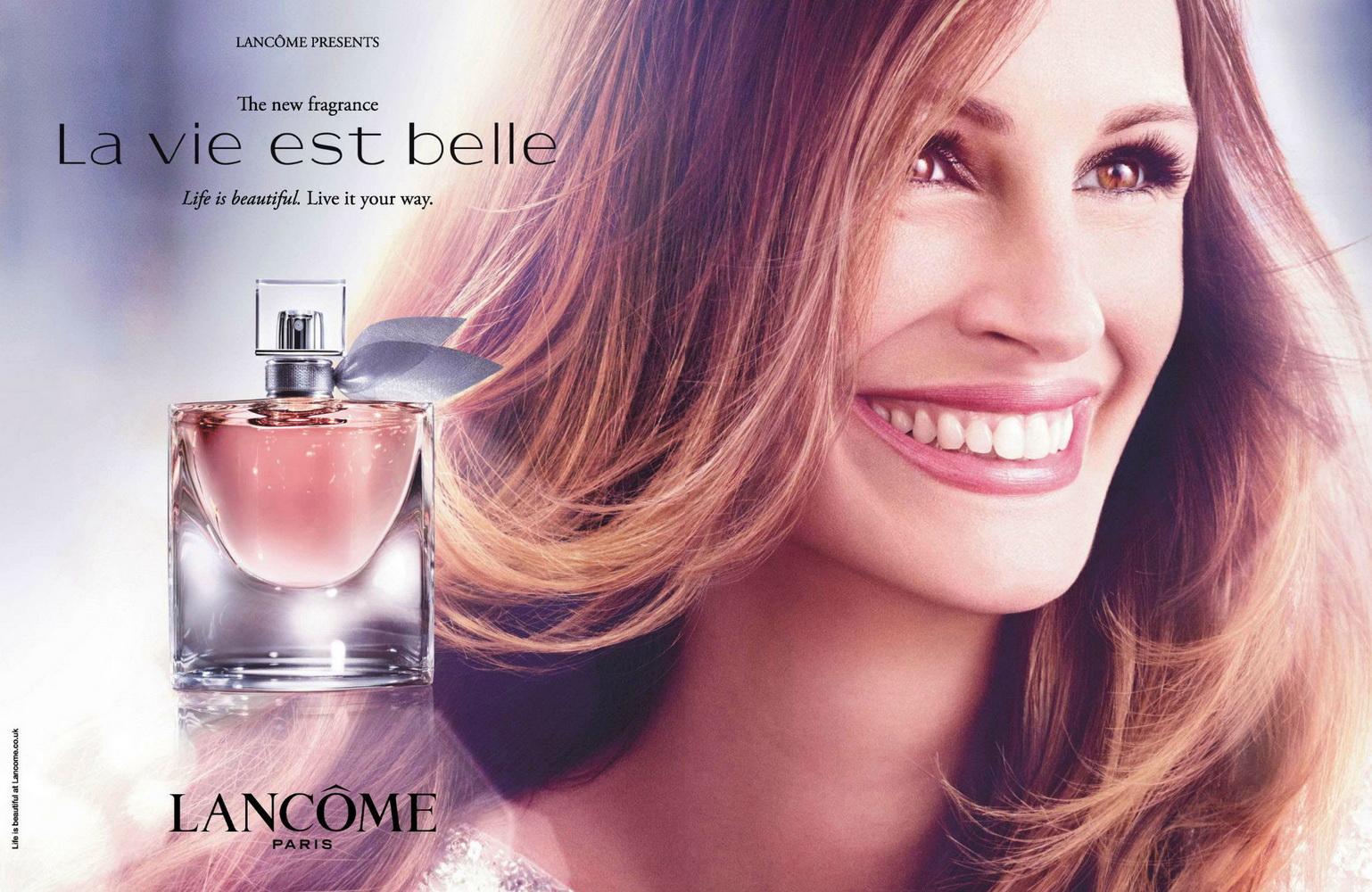 Préférence Calendrier De L'Avent #22: Parfum - La Vie Est Belle de Lancôme  IU83