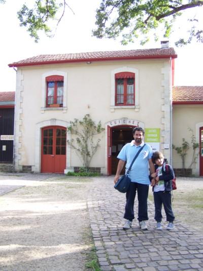 Blog de chipiron :Un chipiron dans les Landes, Marquèze