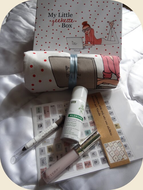 My little box du mois de mars