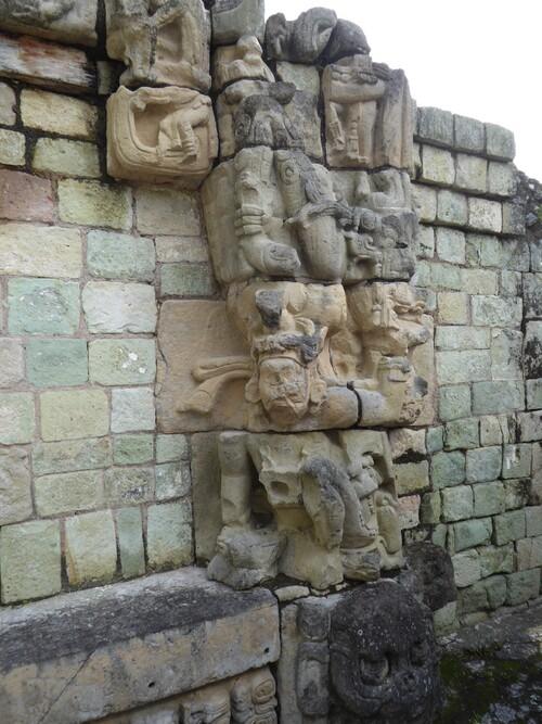 Honduras, 15ème jour, Copan Ruinas (4)